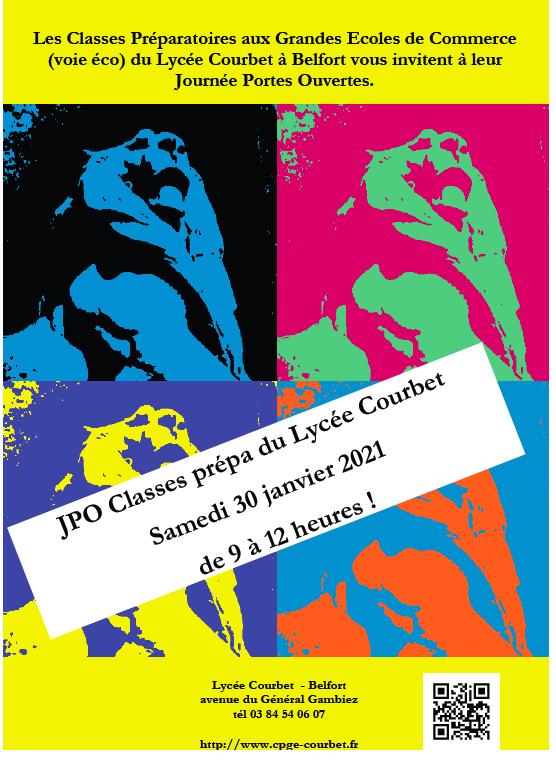 Journée Portes Ouvertes - CPGE Courbet Belfort