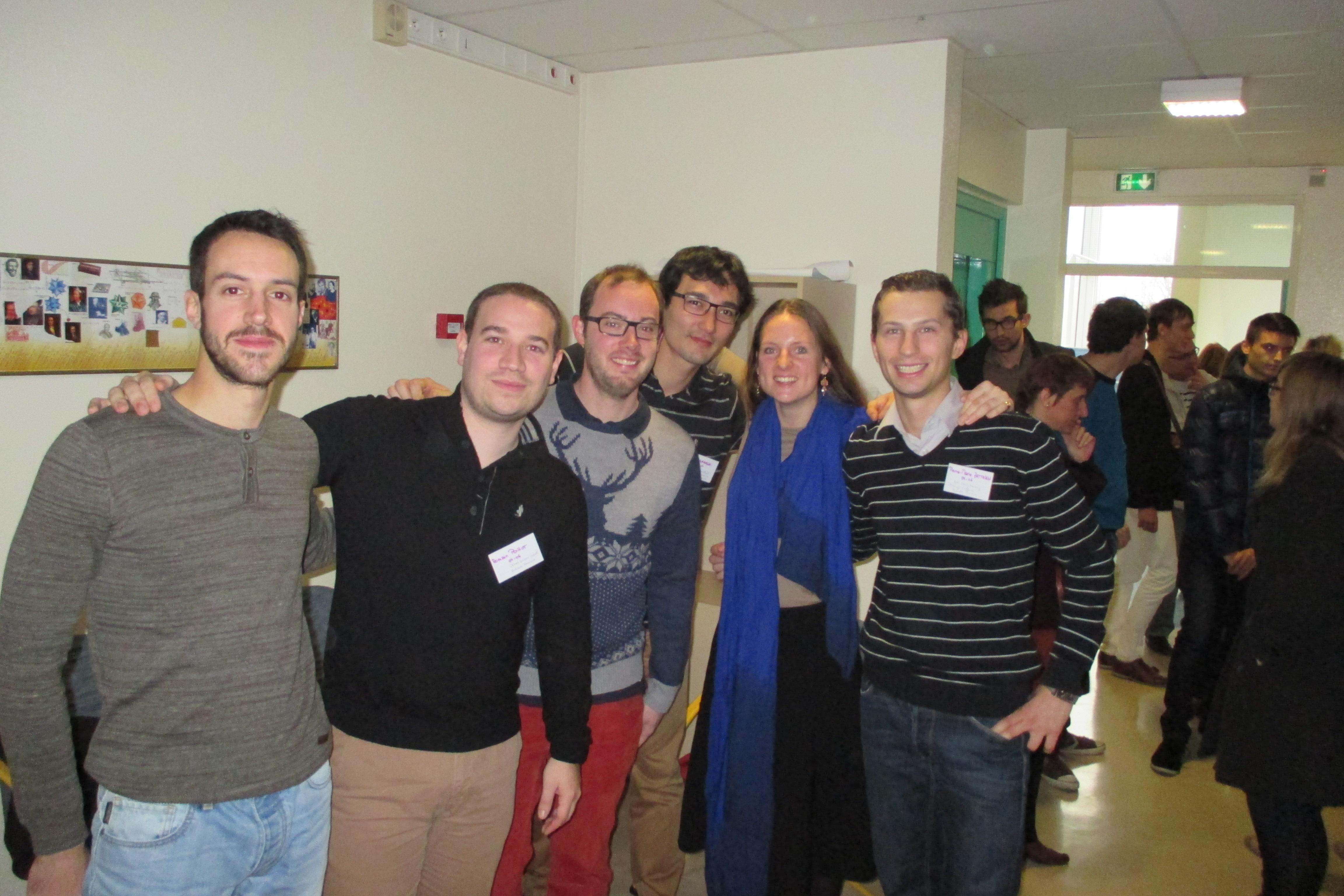 Rencontre des anciens élèves - CPGE Courbet Belfort